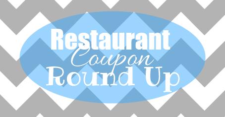 Restaurant Round Up