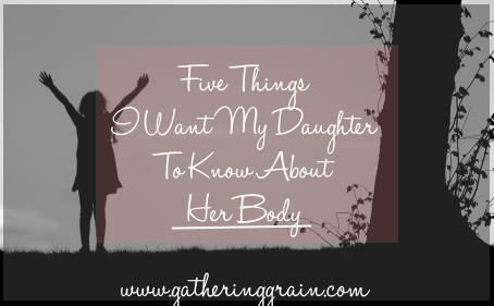 Five Things About Body