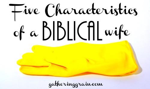 Five Characteristics
