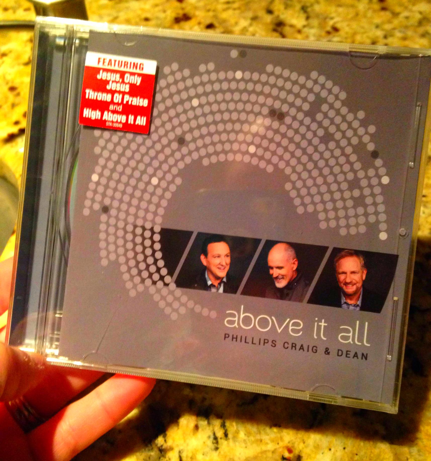 My cd