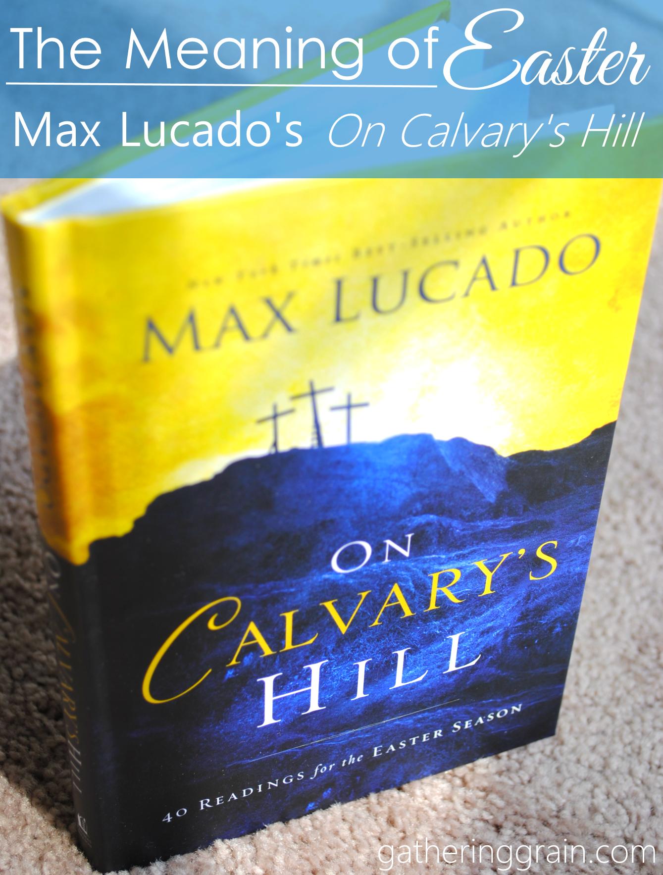 On Calvarys Hill 2