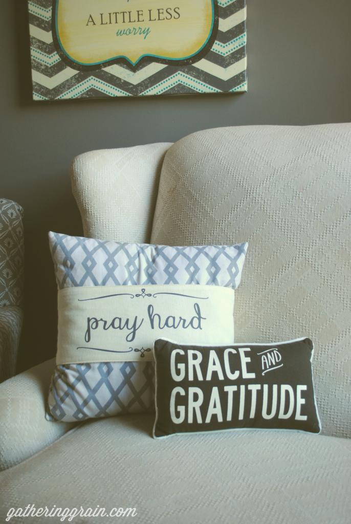 grace and grattitude