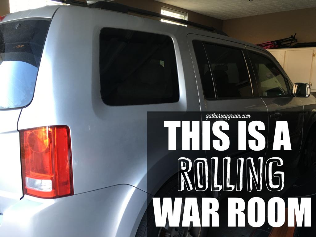 Rolling War Room