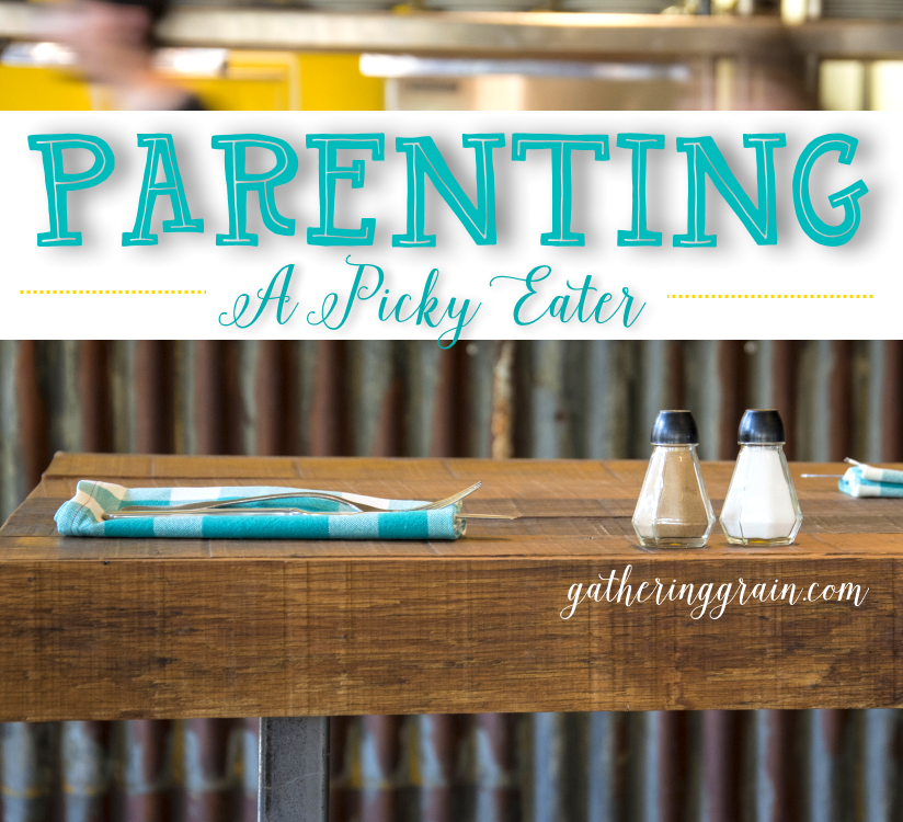 Parenting A Picky Eater